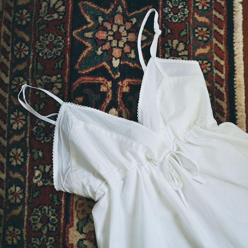 Grace Nightgown - Czarre Fine Linens
